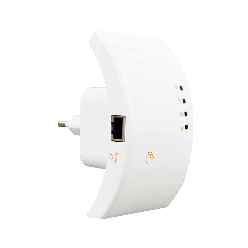 Comfast 2.4GHz Home Use Long Range WiFi Amplifier 300mbps Wireless Wifi Repeater Extender Wifi Signal Access Point CF-WR500N