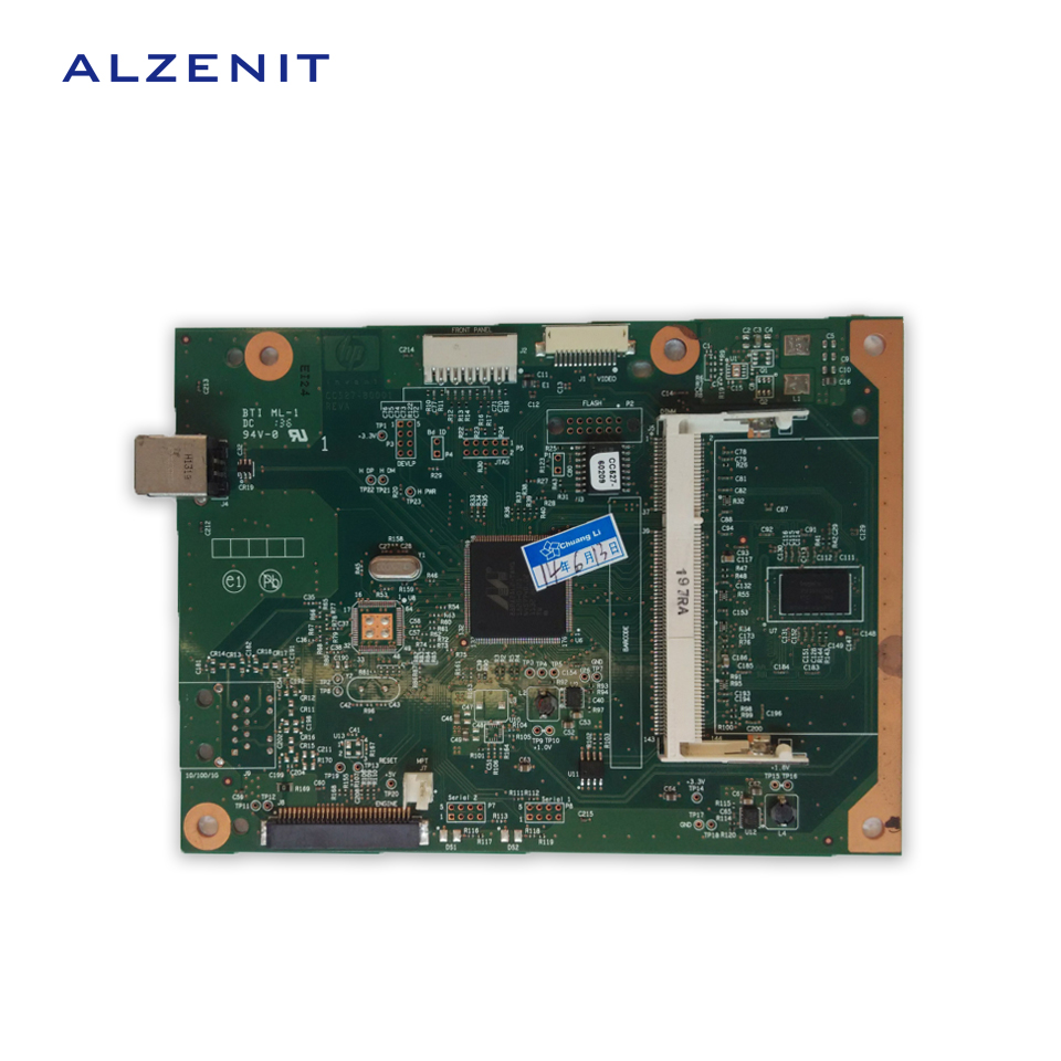 GZLSPART For HP 2055D P2055 P2055D HP2055D Original Used Formatter Board CC527-60001 CC527-69002 Parts On Sale used original main board for hp 2055 2055dn cc527 60001