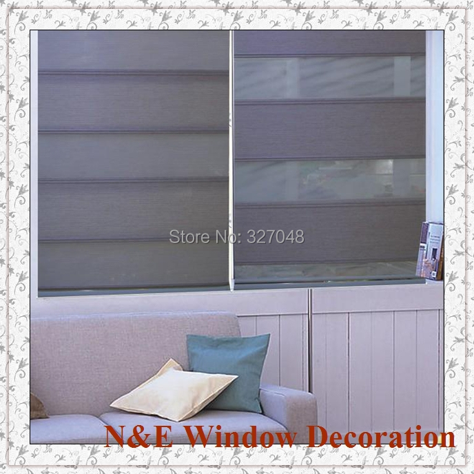 Blackout Window Blinds Zebra Roller Shades And Curtain Patterns For Living RoomChina