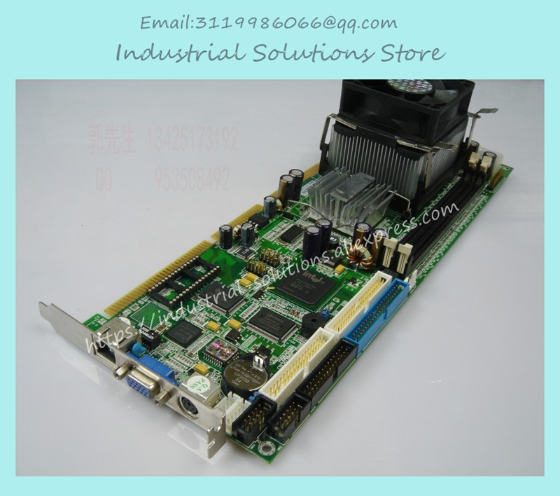 IPC Board Full Length P4 Industrial Motherboard IBS-820H Not Include Fan 100% tested perfect quality isky ibs 20 2gr