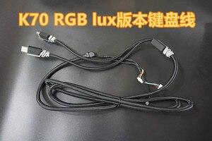 1 шт. оригинальная кабельная клавиатура линия для Cor-sair K70 lux RGB edition be in common use для K70 RGB Chroma edition