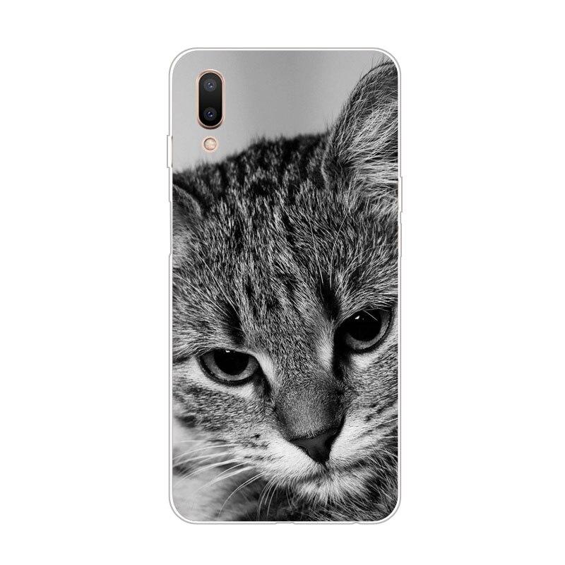 meizu E3 case,Silicon Gossip fish Painting Soft TPU Back Cover for meizu E3 protect Phone shell
