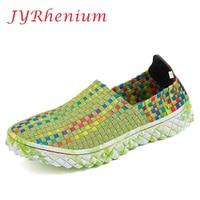 JYRhenium New Arrival Men Women Sport Shoes Running Shoes Breathable Light Mesh Sneakers Super Cool Athletic