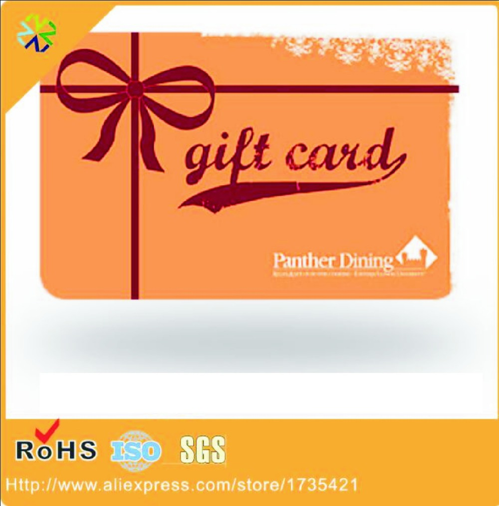 Free Sample pvc fidelity card/PVC Gift VIP card/business card spot uv