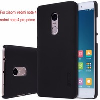 Xiaomi Redmi Note 4 Case NILLKIN Super Frosted Shield Matte Hard Back Cover Case For Xiaomi