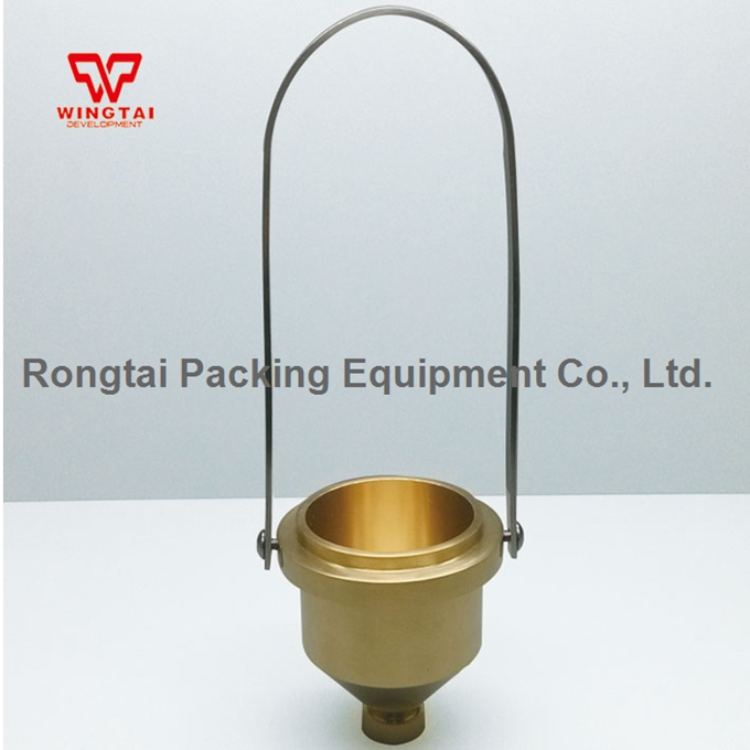 Brass Portable Ford Cup 4mm Ford Viscosity Cup/ Viscosity Measurement Ford Cup 4 usa viscosity cup 4 12mm aperture aluminium alloy ford cup 4 viscosity measurement
