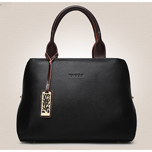 цены на real Leather Bags Handbags Women'S Famous Brands Bolsa Feminina Big Casual Women Bag Female Tote Shoulder Bag Ladies Large black в интернет-магазинах