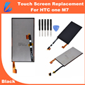 LL TRADER 100% Tested Replacement Repair Part 4.7 inch Screen Display for HTC One M7 801e Lcd Display Touch Digitizer Assembly