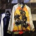 Куртки 2016 осенью и зимой harajuku моды бейсбол одежда блестящие кокосовое бейсбол одежда куртки женские
