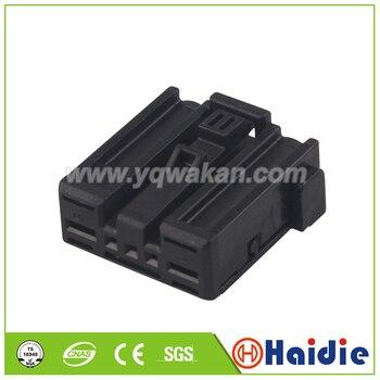 Envío Gratis 5 Juegos 5pin De Plástico Enchufes De Arnés De Cableado Conector Sellado Conector De Cable 1379217-1