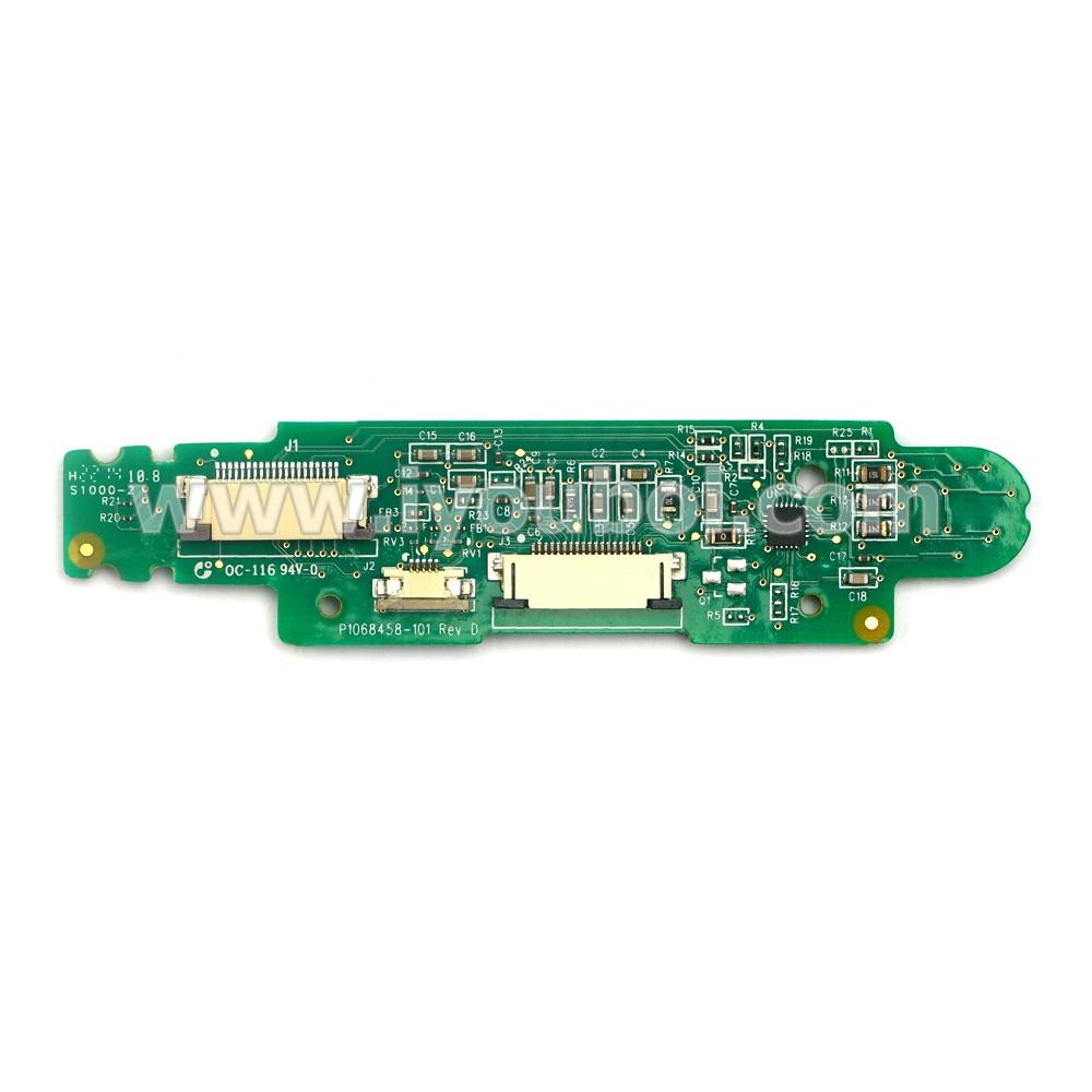 Remplacement de carte PCB LCD (P1068458-101) pour Zebra ZQ510