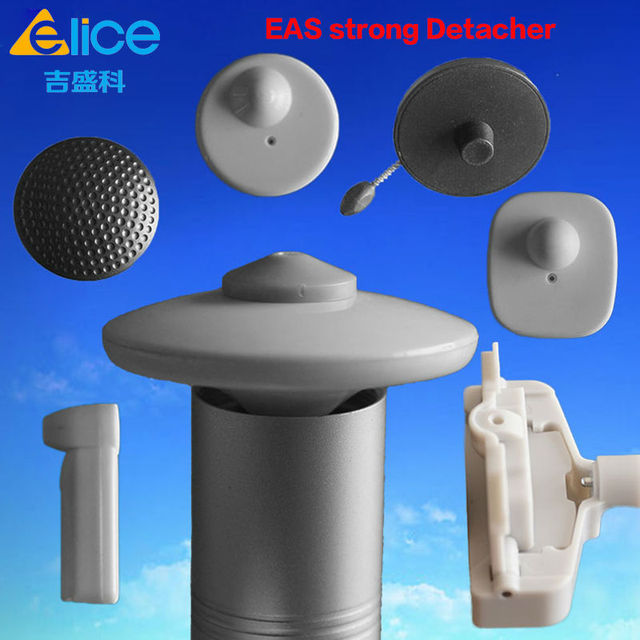 Bullet Type 1 Pcs Eas Clothing Security Tag Remover Magnetic Clothes