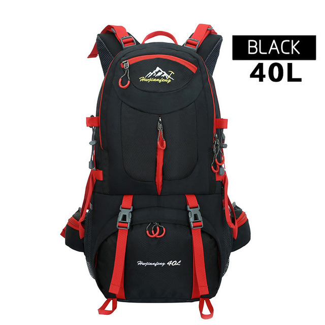 Travel  Backpack Climb Knapsack  Backpack 40L Packsack bags
