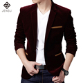2016 Men Blazer Casaco Terno Masculino Suit Cardigan Jaqueta Wedding Suits for Men Plus Size Best Quality Men Suit Slim Fit