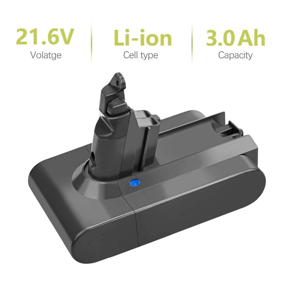Bonacell 2200mAh 21.6V Bateria Li ion para