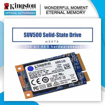 Kingston UV500 SSD mSATA 120GB 240GB Internal Solid State Drive hdd 480GB SATA 3 Hard Disk HD SSD For laptop - DISCOUNT ITEM  44 OFF Computer & Office