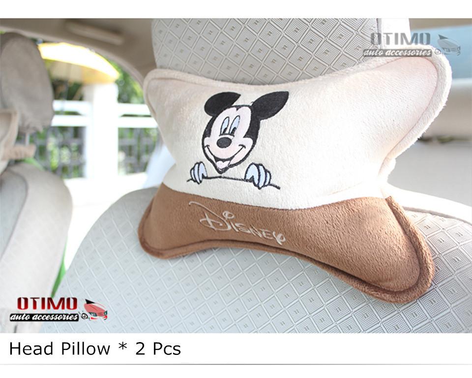 Cute Cartoon Car Steering Wheel Cover Mickey Mouse 7