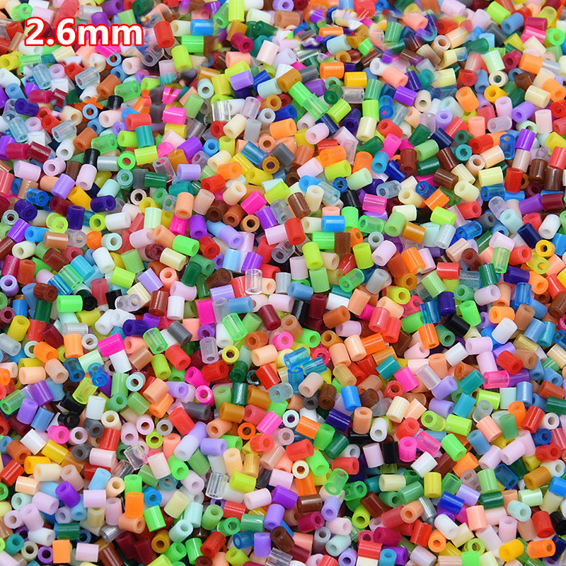 Toys & Hobbies Puzzles & Games Intelligent 1000pcs/bag Hama Beads For Choose Kids Education Diy Toys 100% Quality Guarantee New Perler Beads Non-Ironing