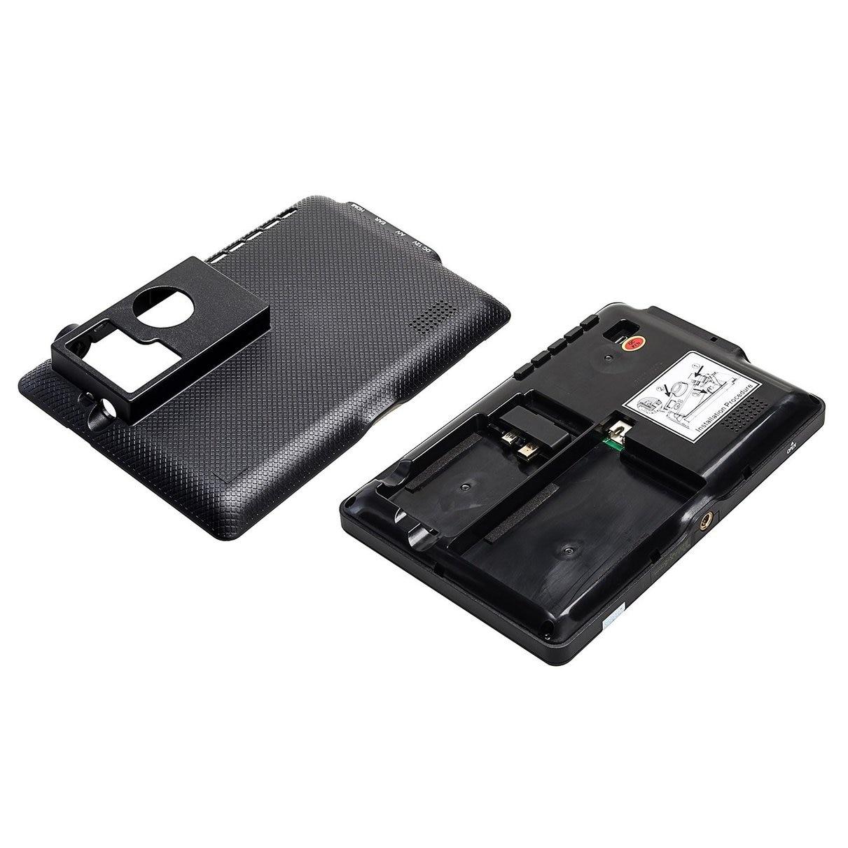 Lilliput MoPro7 DSLR камера с 2600 мАч встроенной батареей HDMI и AV вход специфический монитор для GoPro Hero 3 + 4 sony Canon Nikon - 4