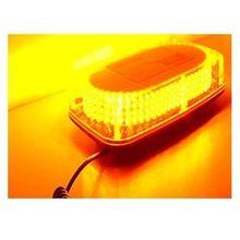 240 llevó la barra ligera Roof Top emergencia baliza de advertencia del estroboscópico del Flash ámbar amarillo 240LED