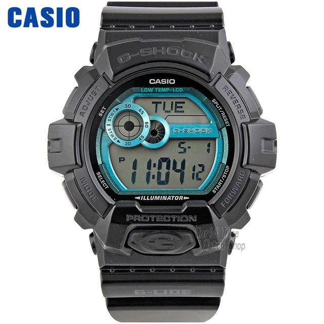 2b3cb3fbc63 Casio relógio bússola multi-funcional esportes masculino assistir moda à prova  d  água À