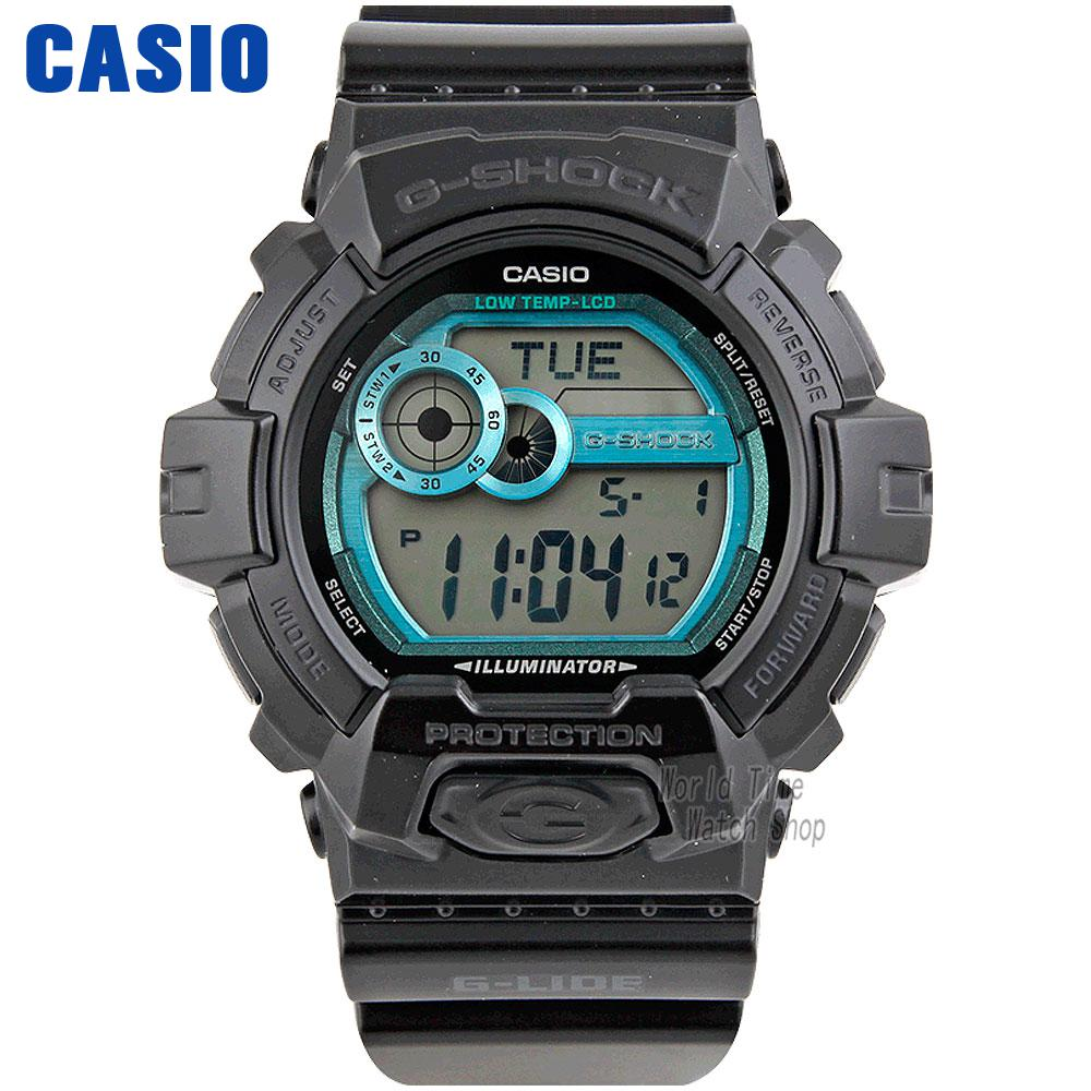 Casio watch Shockproof compass multi - functional sports male watch waterproof fashion watch GLS-8900-1D цены онлайн