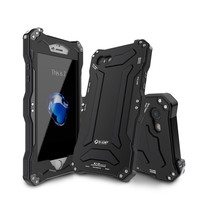 R JUST For Apple IPhone 7 7 Plus Aluminum Case Splashing Water Anti Dusty Anti Shock