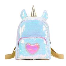 LXFZQ School Bags Reflective Mochila Infantil Sac Cartable Children Backpacks School Backpacks cartable enfant mochila escolar cheap Zipper 369853 30cm Animal Prints Unisex 13cm Beaded 0 4kg Sequin 25cm
