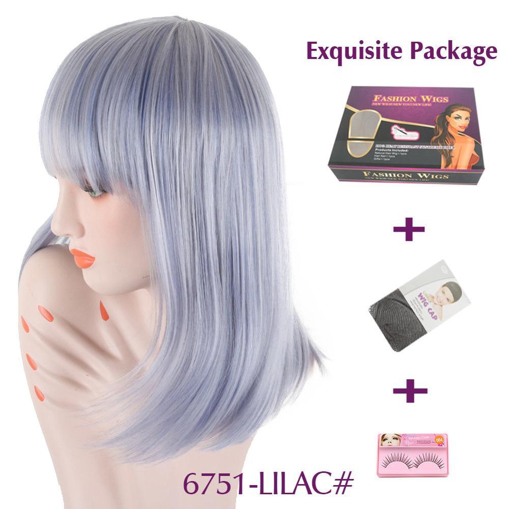 Us 2611 Deyngs Ombre Rosa Cosplay Perücke Synthetische Bob Pixie Cut Haarteil Kurze Haare Perücken Für Schwarze Frauen Mischfarbe Für Halloween