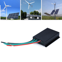 High Quality 12 24V 600W LED Wind Turbine Generator Charge Waterproof Controller Regulator Mayitr Hot Selling
