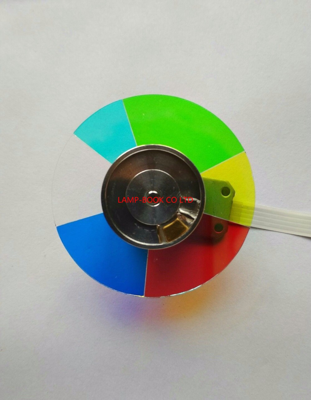 ORIGINAL FACTORY COLOR WHEEL FOR OPTOMA OPW4125 EH341 X416 OPH4106 OPW4055 OP316ST OPW416ST X316ST W316ST EH490