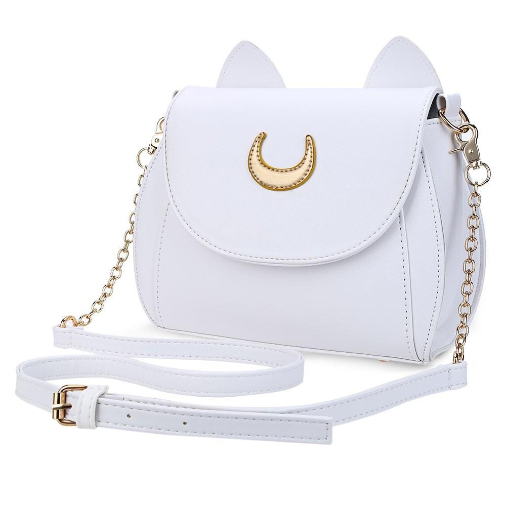 Kawaii-Summer-Sailor-Moon-Ladies-Handbag-Black-Luna-Cat-Shape-Chain-Shoulder-Bag-PU-Leather-Women (3)