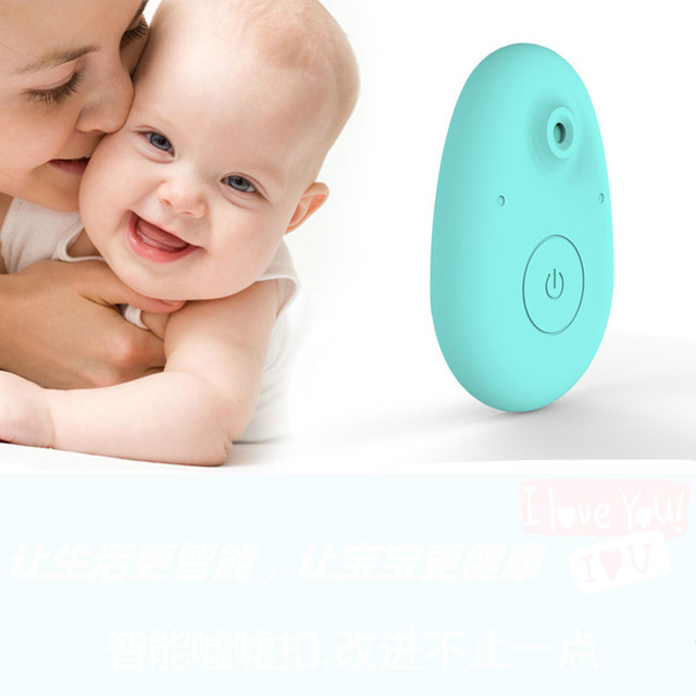 High quality healthy safe intelligent pnone can control baby sensor wet reminder timely tips