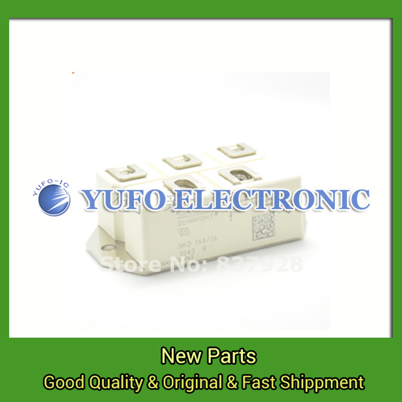 Free Shipping 1PCS  SKD160 / 18 SEMIKRON power modules new original welcomed the order can be directly captured YF0617 relay saimi controlled semikron skkt122 16e new original scr modules