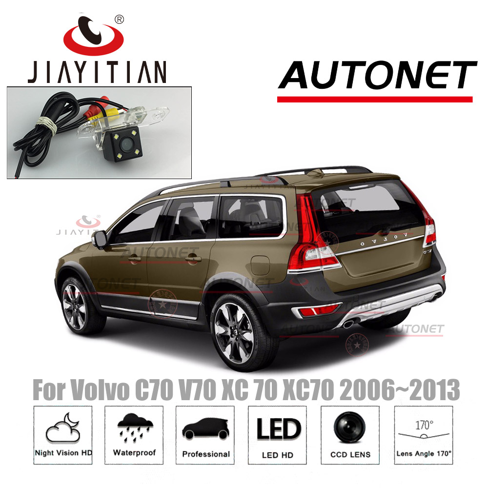 Volvo C70 2006: JIAYITAN Car Rear View Camera For Volvo C70 V70 XC 70 XC70
