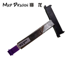 MAD DRAGON Brand laptop NEW SATA Hard Drive HDD Connector Flex Cable For HP M1-V M1-U M1-U001DX SATA HDD Cable 450.07P04.0001 все цены