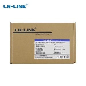 Image 4 - LR LINK 9704HT PCI Express Gigabit Ethernet karta sieciowa Lan Quad Port RJ45 Adapter serwera Intel 82580 I340 T4 kompatybilny nic