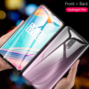 Image 4 - CHYI 3D Curved For Oneplus 7 pro 7T Screen Protector Nano Hydration Film Oneplus Nord 1+ 8 Full Screen Cover Not Tempered Glass