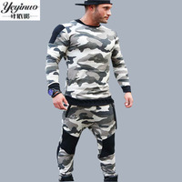 2017 Camouflage Hoodie Men Fashion Sweatshirts Brand Orignal Design Casual Suit Pullover For Me Autumn Hoodies