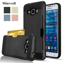For Samsung Galaxy S9 Plus case Hybrid Armor Cover For S6 S7 EDGE S8 A3 A5 A7 A8 Plus 2018 Credit Card Holder Case For Note 9 8(China)