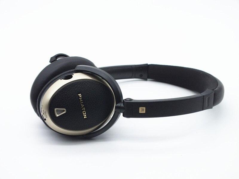все цены на phiaton PS300NC active noise reduction earphone Headband headphone The microphone and remote control Headset в интернете