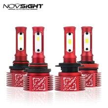 2pcs 2400Lm H11 H8 LED Car Lights LED Bulbs 9005 HB3 9006 HB4 H7 White DRL Fog Light 6000K 12V Driving Lamp