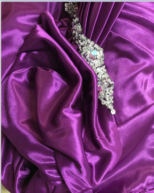 Вечернее платье,, длина до пола, сатиновые Сексуальные вечерние платья для выпускного вечера, элегантные длинные вечерние платья - Цвет: soft purple
