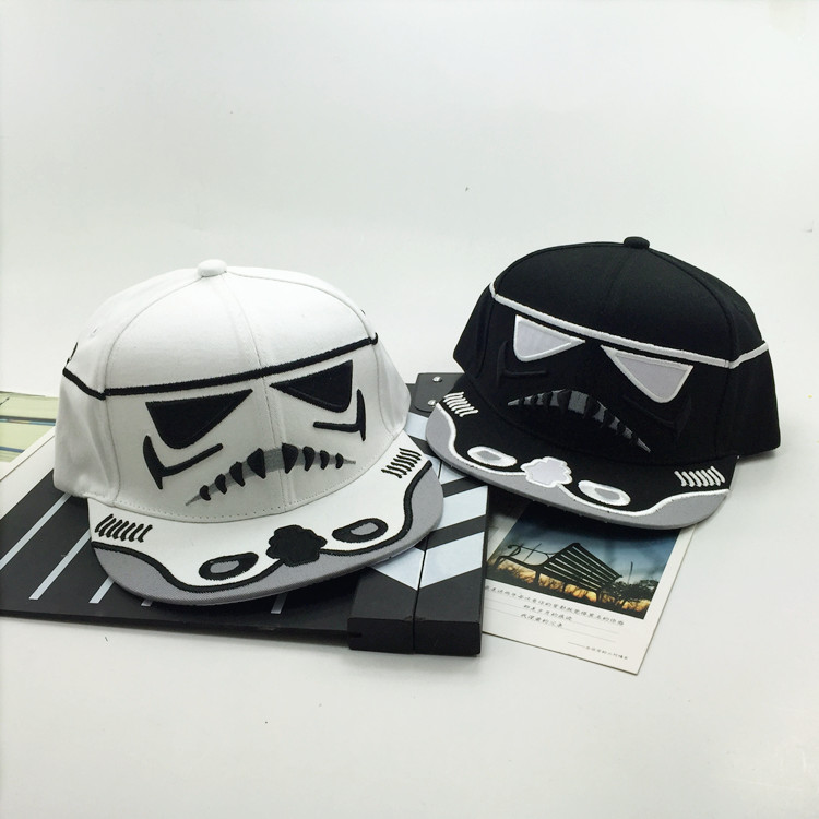 Hip-Hop Hat Baseball-Cap Couple Darth-Vader Star-Wars Jedi Knight Leisure And Outdoor