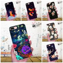 Cat Astronaut Dog Fox Space Moon Universe Foxes For Galaxy J1 J2 J3 J330 J4 J5 J6 J7 J730 J8 2015 2016 2017 2018 mini Pro(China)