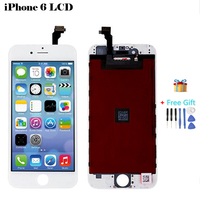 10pcs Lot AAA Quality LCD Display For Apple IPhone 6 4 7 Module Touch Screen Digitizer