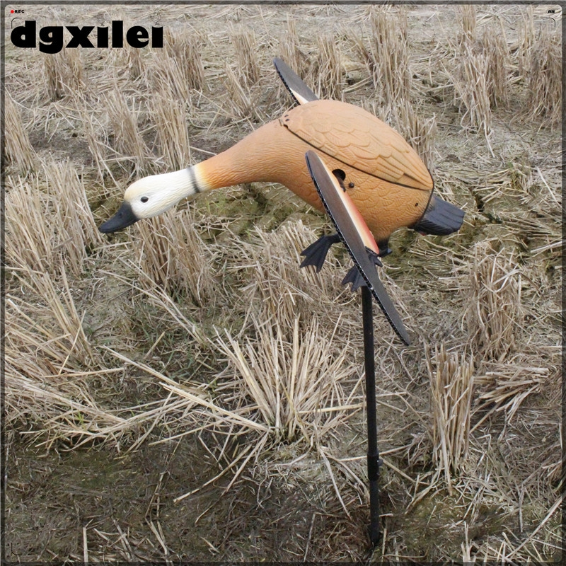 Xilei  Outdoor Hunting Remote Control Plastic  Hunting RUDDY SHELDuckXilei  Outdoor Hunting Remote Control Plastic  Hunting RUDDY SHELDuck