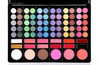 78 Color Nude Makeup Brand Eyeshadow Palette Makeup Palette Urban Metal Matte Bronzer Chocolate Bars Korean