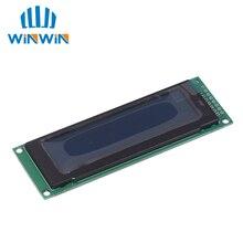 "NEUE OLED Display 2.8 ""256*64 25664 Dots Graphic LCD Modul Display LCM Bildschirm SSD1322 Controller Unterstützung SPI"