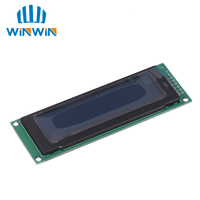 NEW OLED Display 2.8 256*64 25664 Dots Graphic LCD Module Display Screen LCM Screen SSD1322 Controller Support SPI